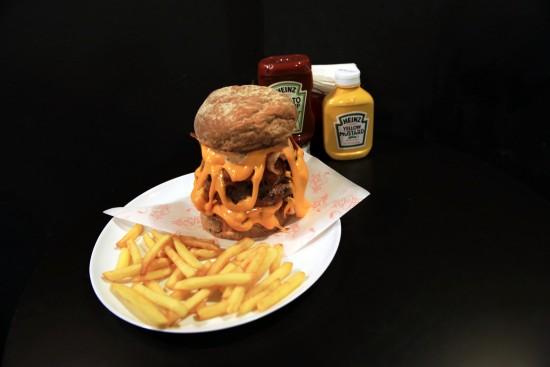 Manhattan - J's Fine Burger