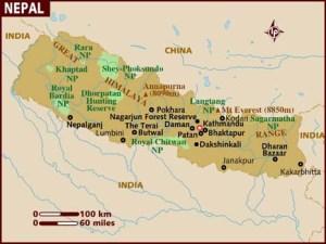 map_of_nepal