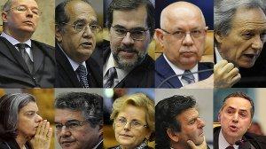 ministros-do-Supremo