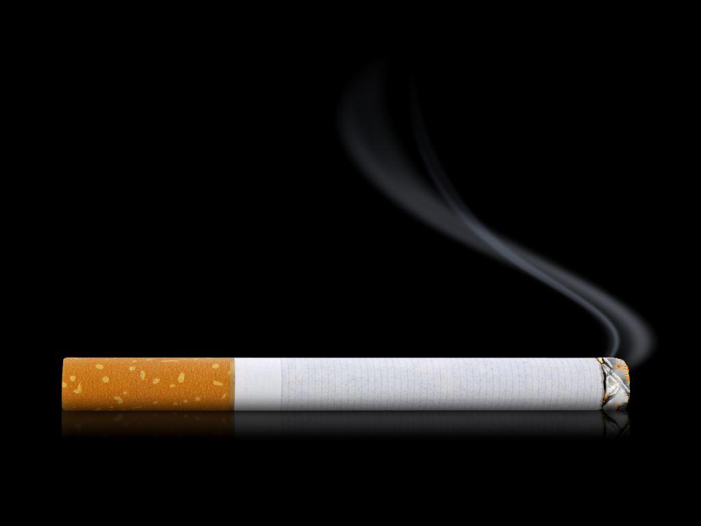 Картинка сигарета на белом фоне
